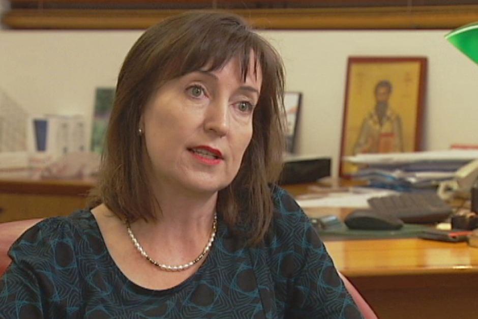 Η αρμόδια υπουργός Παιδείας της Νότιας Αυστραλίας, Susan Close.