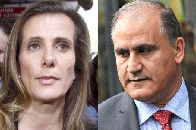 Kathy Jackson και Cesar Melhem για τους οποίους η Βασιλική Επιτροπή απεφάνθη ότι προκύπτουν αρκετά στοιχεία για τη δράση τους ώστε να τους ασκηθεί ποινική δίωξη.