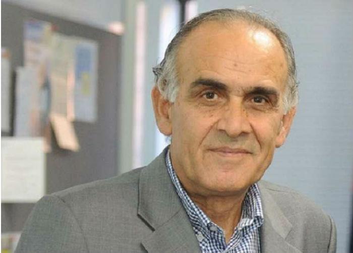 Ο αξέχαστος Κώστας Νικολόπουλος.