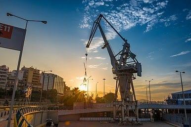 Image Credit: Port of Piraeus via Shutterstock.com